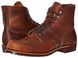 Leather boot Shoes made from high quality leather