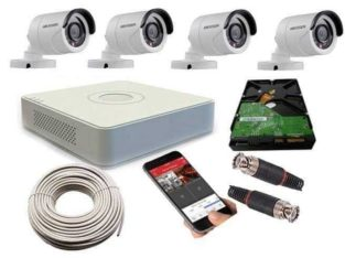 CCTV Fitting and Maintenance
