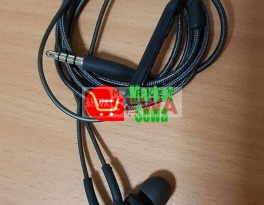 Original dash Charger and Earphone on sale