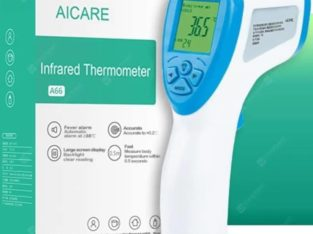 Get Accurate Temperature in 0.5s with Infrared thermometer