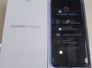 Huawei Smatphone Nova 3i is on sale