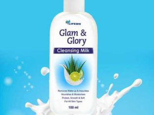 Cleansing milk and Makeup Removal from Glam and Glory