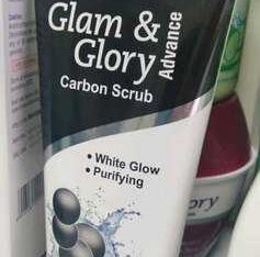 Buy Carbon Scrub in Kathmandu from Glam and Glory