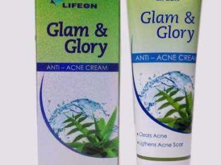 Original Glam and Glory Anti Acne Cream