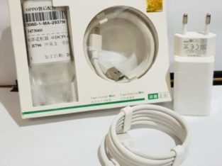 Oppo fast charger with six months replacement available