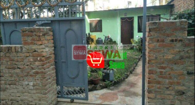 Attractive Land with House is available on sale