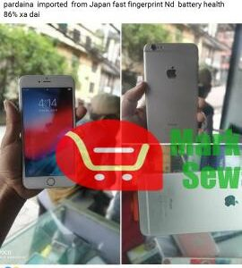 iPhone 6 plus, buy second hand iphone in Nepal