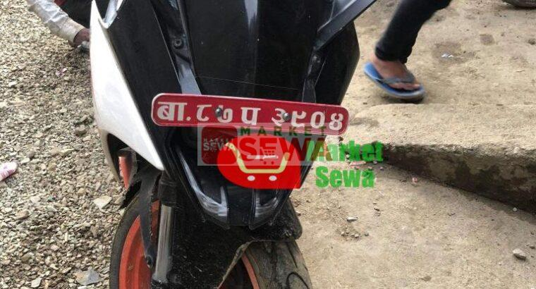 Perfect Condition ktm RC 200 on sale in Nepal