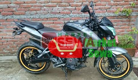 Buy Excellent Condition NS 200 Second hand bike in nepal,