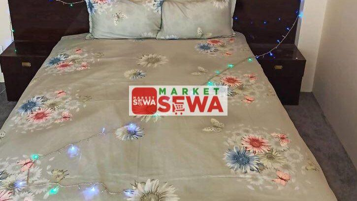 High Quality Bed Sheets with Long lasting natural colors