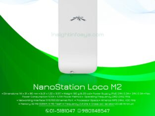 Buy Ubiquiti Nanostation Loco M2 in Nepal
