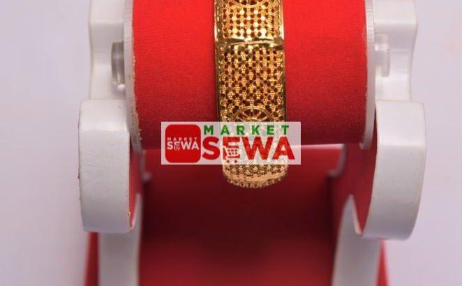 Gold Plated Bangles- gold Bala and bangles buy in Nepal