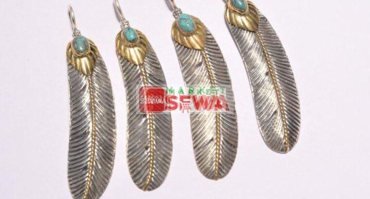 Silver Pendant buy in Nepal with various designs