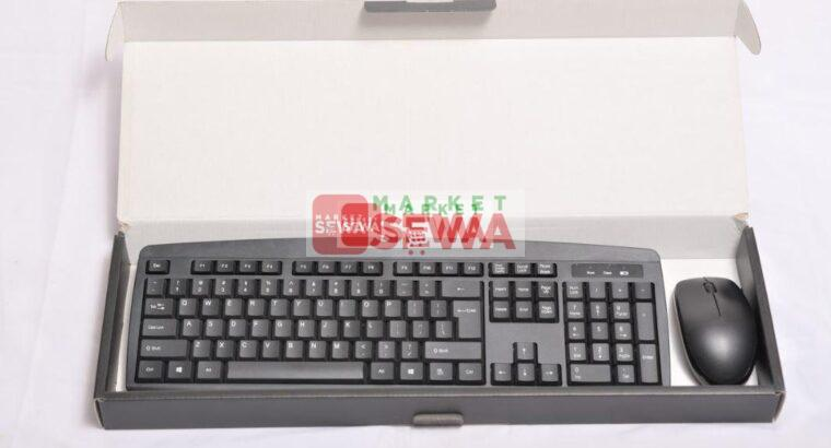 Combo Wireless Keyboard and Mouse Buy in nepal