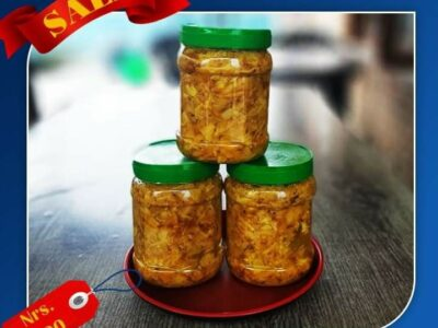 Original Bamboo shoots pickles Tama aachar