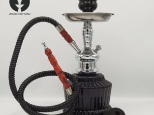 Standard Black Hookah / Shisha G-9 model Black