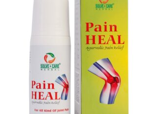 solve & care pain heal 75 ml