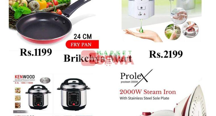 Various High Quality Home Appliances Buy in Nepal