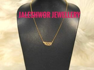 Original Like Gold Plated Jewellery with Warranty in Nepal