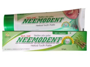 Best Teeth and Gum care Nemodent toothpaste 125 gm