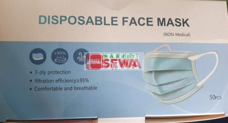Original कोभिड 19 protection  surgical mask