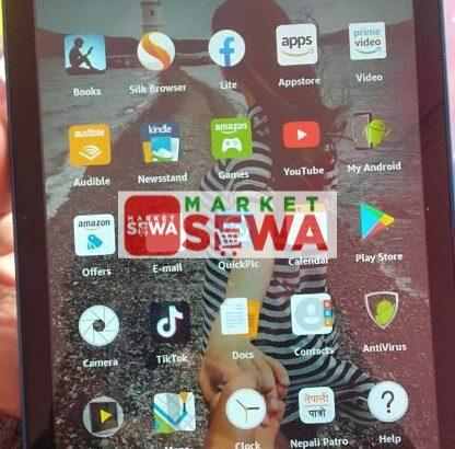 Second Hand Amazon tablet