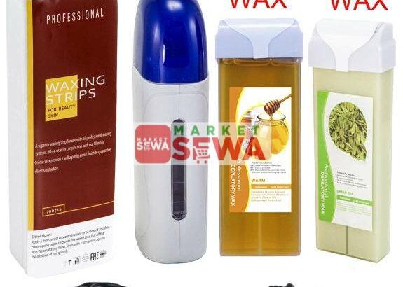 Depilatory Heater for Waxing Available (Combo Offer)