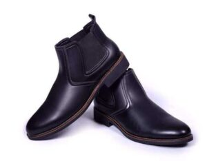 chelsea boot | Leather Boot