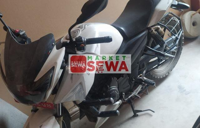 Excellent Condition Second Hand TVS RTR 180 Bike
