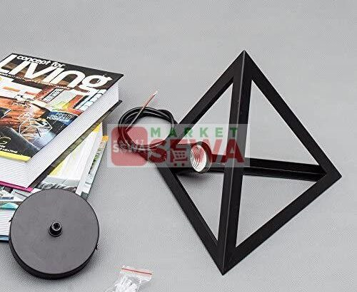 Triangle pendent light